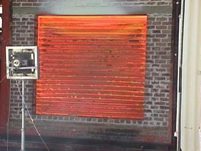 Commercial Fire Roller Doors Fire Screens